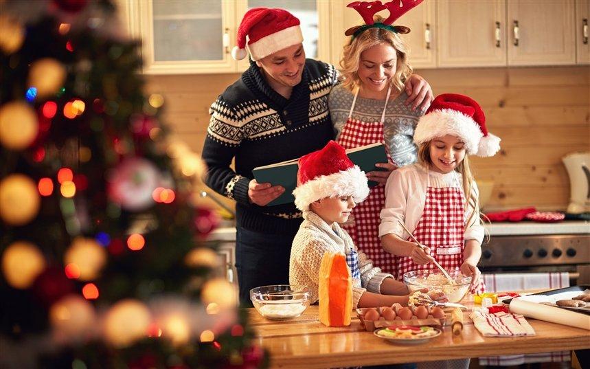 Низкокалорийные новогодние блюда