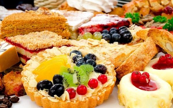 простые десерты