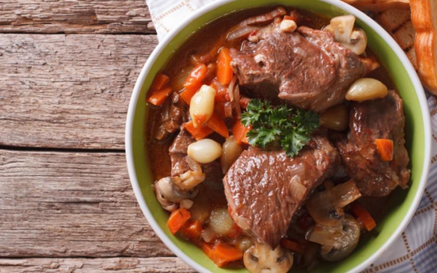стоимость мясо по бургундски рецепт с фото тела