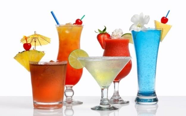 Фруктовые коктейли