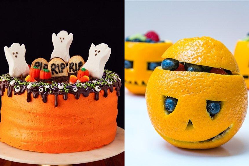 Сладость или гадость? 13 необычных десертов на Хэллоуин