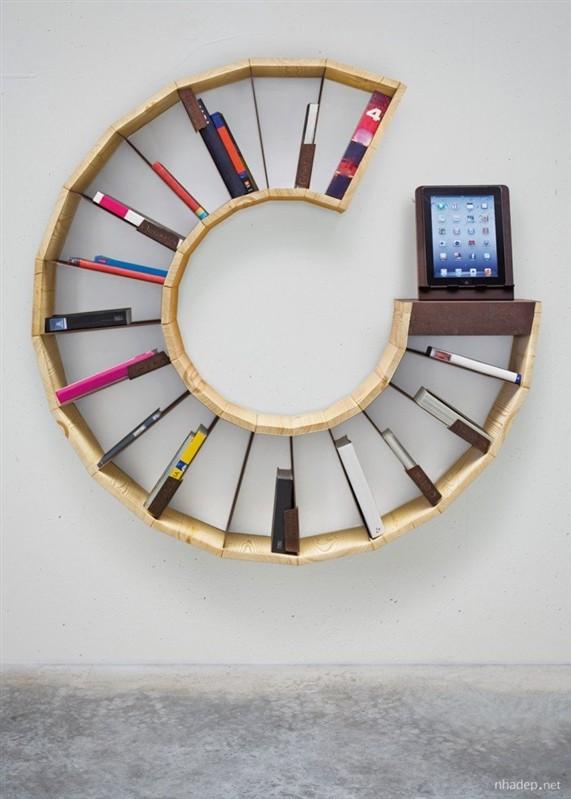 полочки для книг