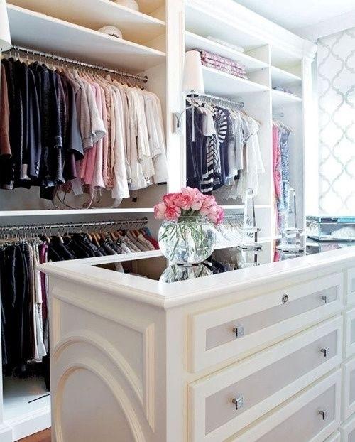 Прекрасный стенной шкаф