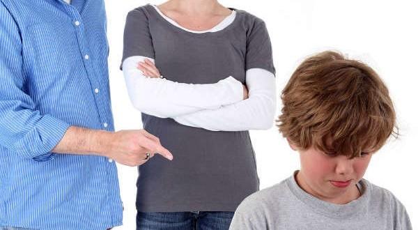 наказываем ребенка