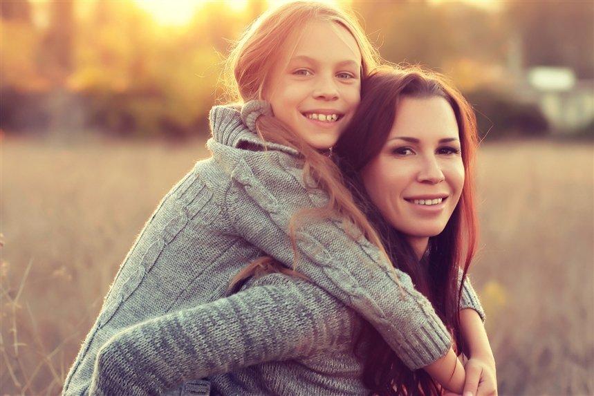 Как поговорить о первой менструации