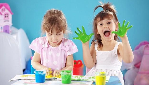16 необычных развивающих способов рисования с ребенком
