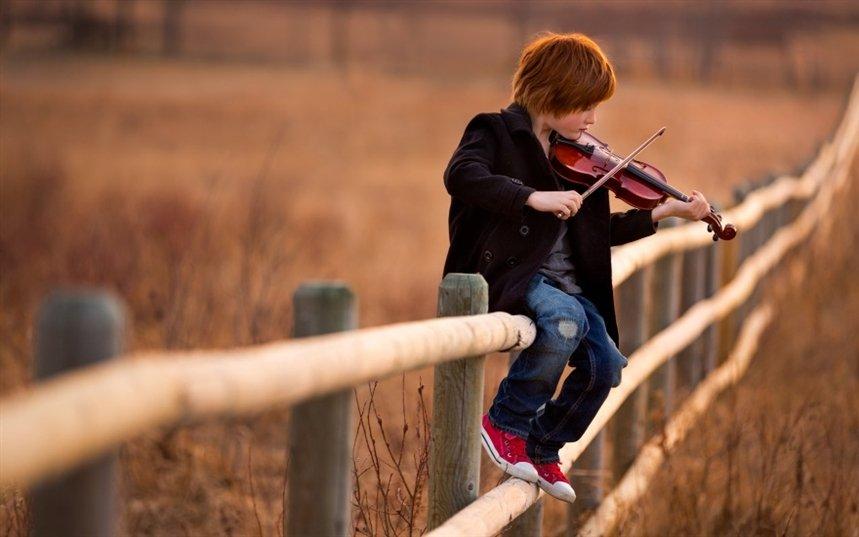 Любимая музыка ребенка