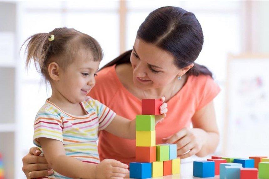 Няня ребёнку до трёх лет: постоянно, иногда, присмотр на отдыхе