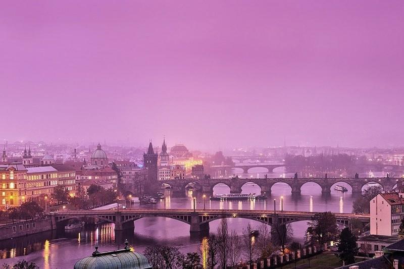 10 самых красивых фото городов