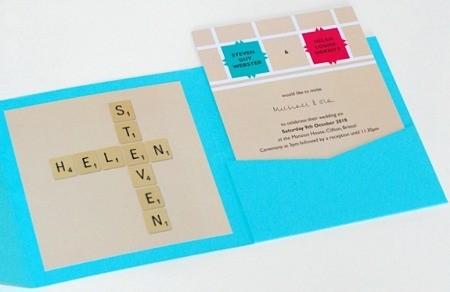 20 самых креативных приглашений на свадьбу