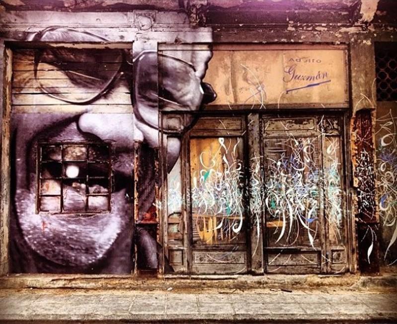 Уличные портреты
