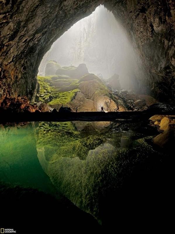Пещера Сон Доонг, Вьетнам.