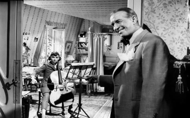 Любовь после полудня (1957)