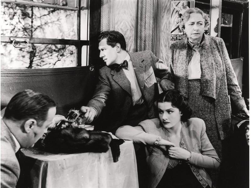 Леди исчезает (1938)