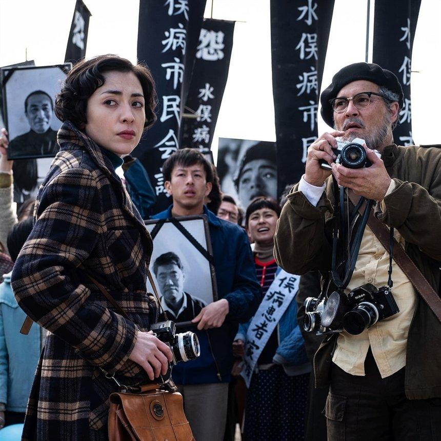 Съёмки проходили в Японии