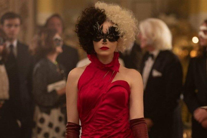 Красота - страшная сила: Эмма Стоун в новом трейлере  «Круэллы»