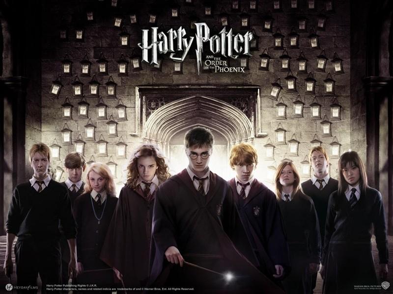 Гарри Поттер (все части)