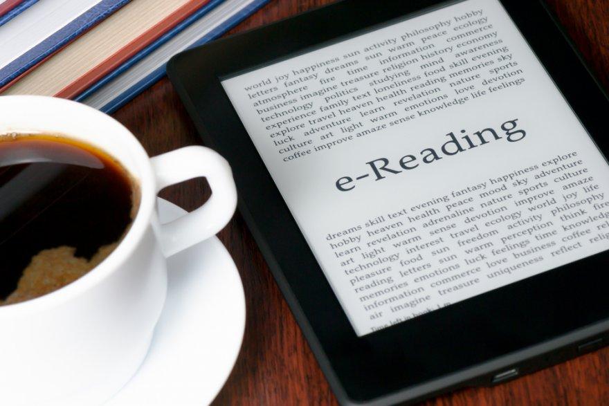 Откройте мир электронной книги