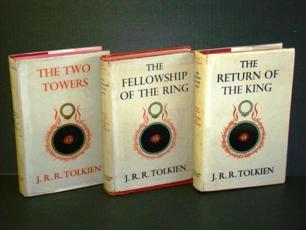 Трилогия «Властелин колец», Дж. Р. Р. Толкин
