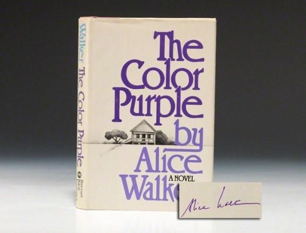 «Цвет пурпурный», Элис Уокер