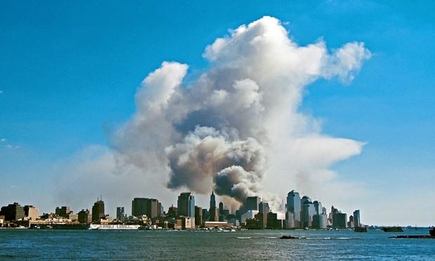 Террористический акт в Нью-Йорке