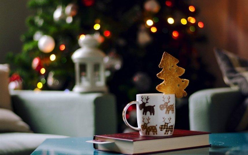 Книги для зимнего настроения