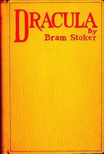 «Дракула», Брэм Стокер