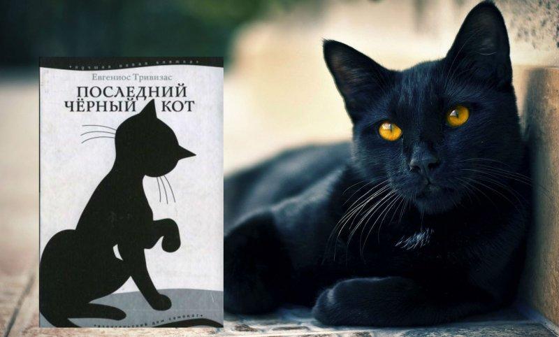 «Последний черный кот» Евгениос Тривизас