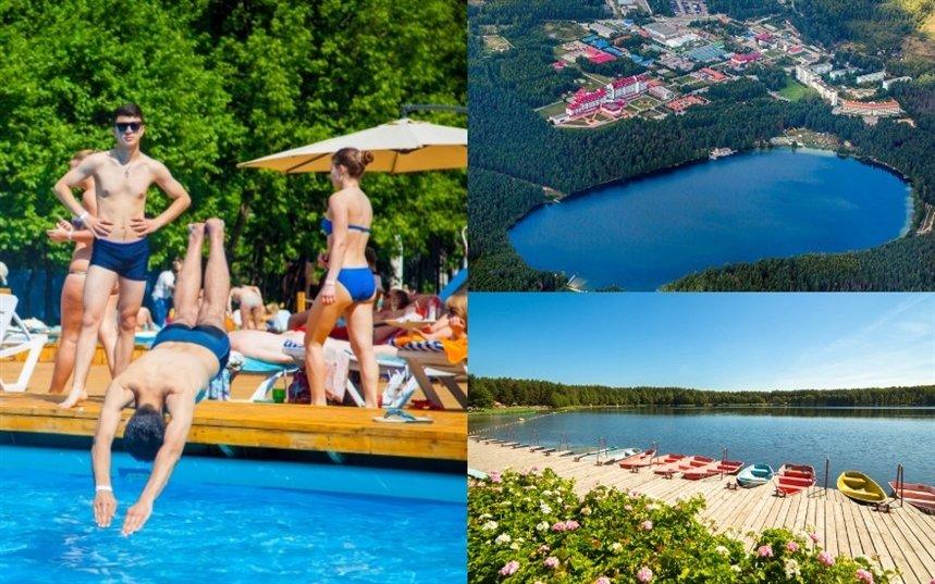 Бассейны и пляжи Москвы и Подмосковья