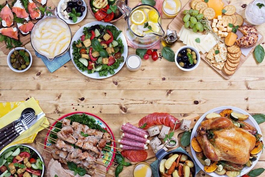 Фестиваль еды «Вкусно и полезно»