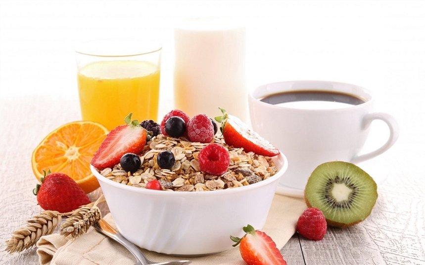 Бодрящие завтраки