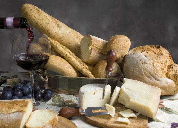 Традиционные французские продукты