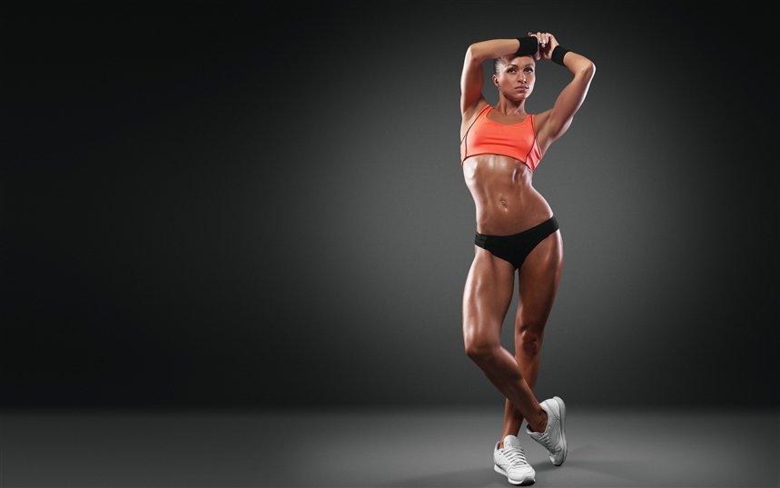 Тренировки на рельеф мышц
