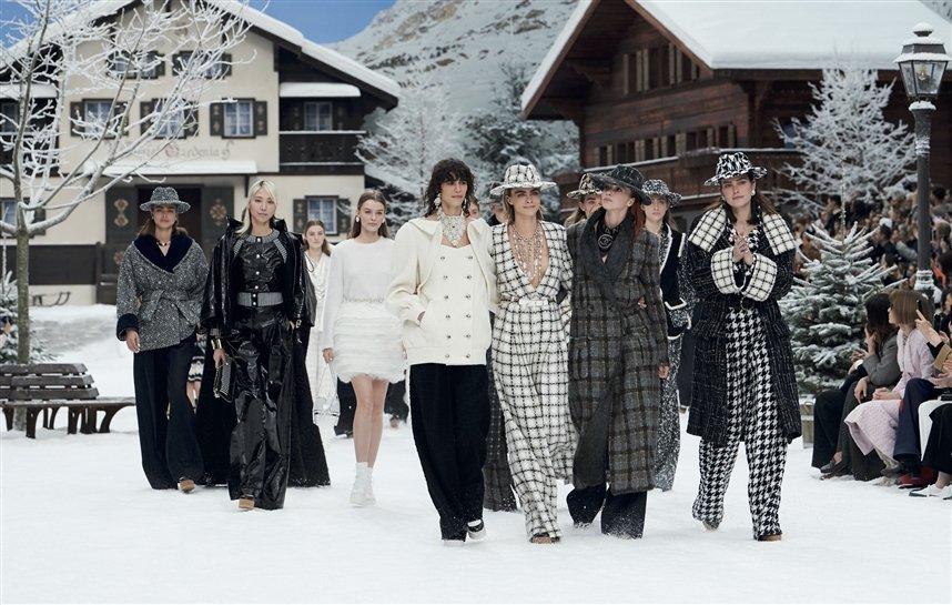 Деловой зимний  гардероб