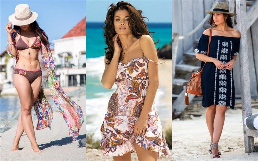 Пляжные наряды