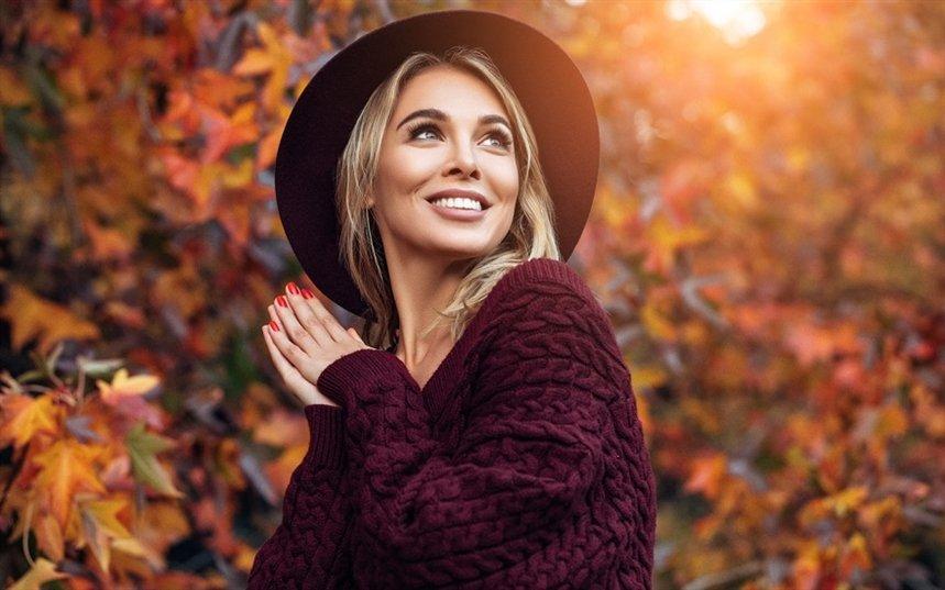 Модные цвета осеннего гардероба