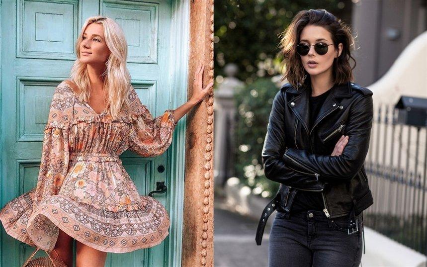 Модные стили современности