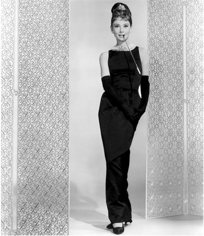 3. Одри Хепберн «Завтрак у Тиффани», 1961