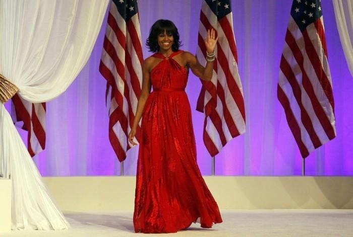 Мишель Обама в 2013
