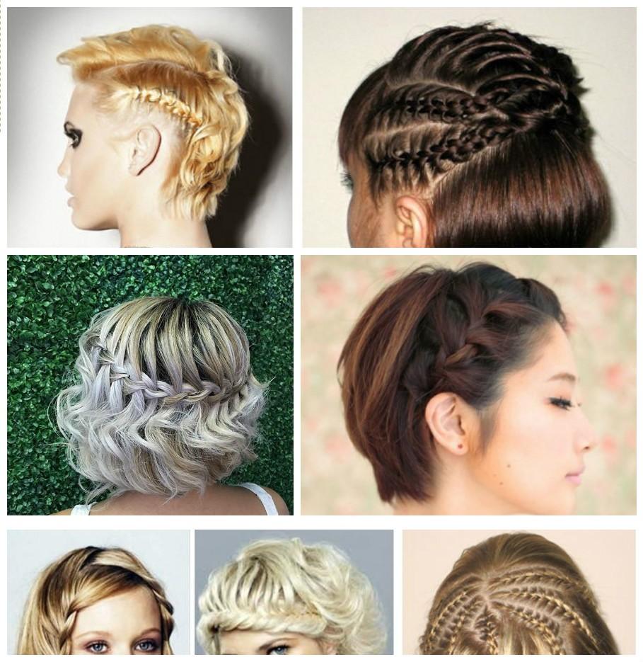 они что можно заплести на короткий волос картинки целом