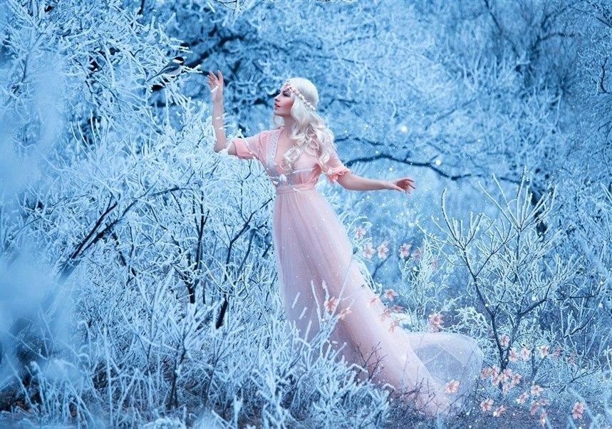 Модные тренды в зимних прическах