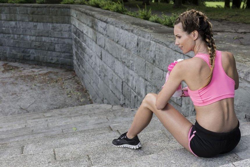 10 удобных причесок для занятий спортом: пошаговый мастер-класс