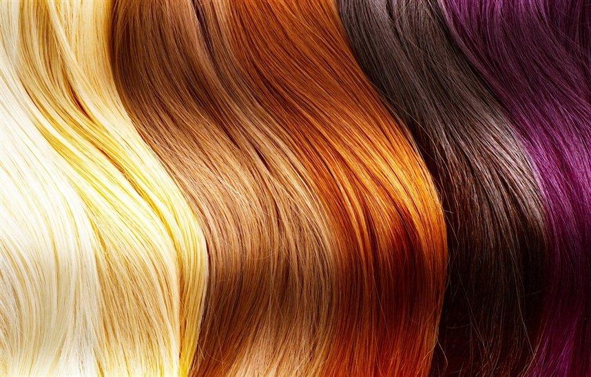 Окрашивание волос дома народными методами