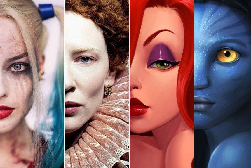 От Харли Куинн до Джессики Рэббит: 10 крутых видео-МК макияжа на Хэллоуин