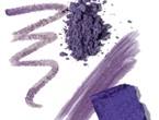 Фиолетовый контур