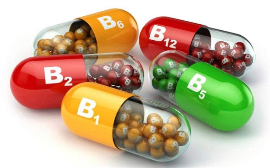 Витамины для здоровых ногтей