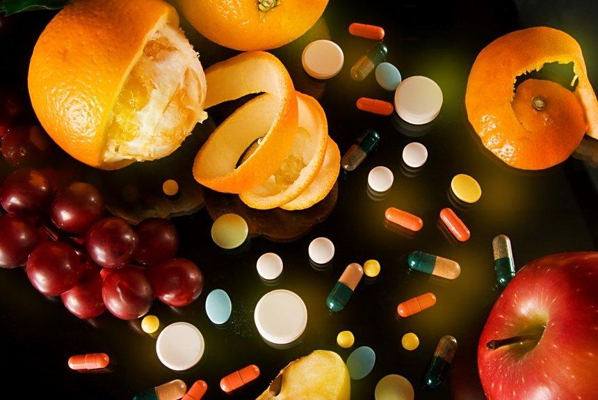 Какие витамины необходимы зимой?