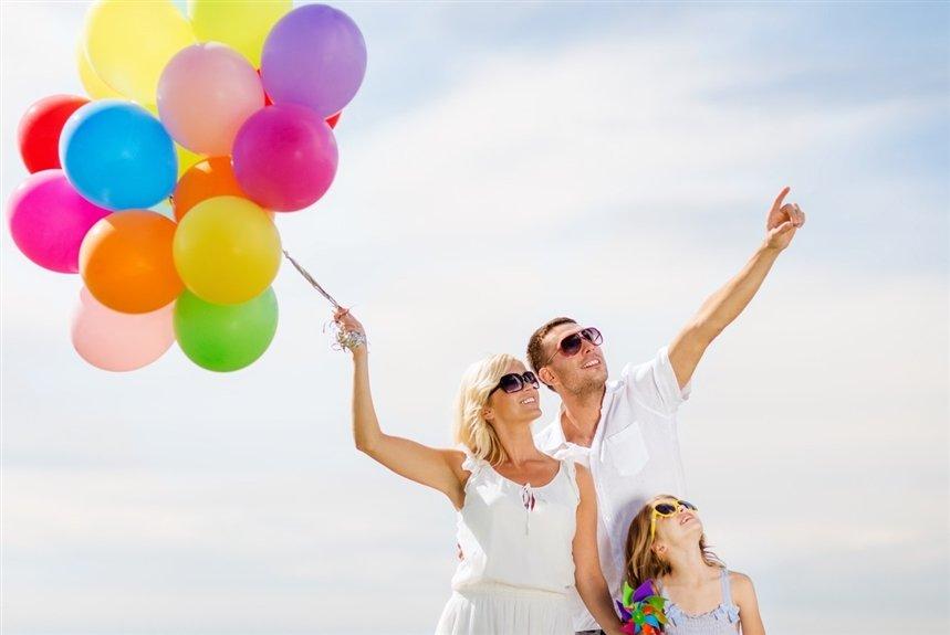 100 замечательных способов разнообразить семейный досуг