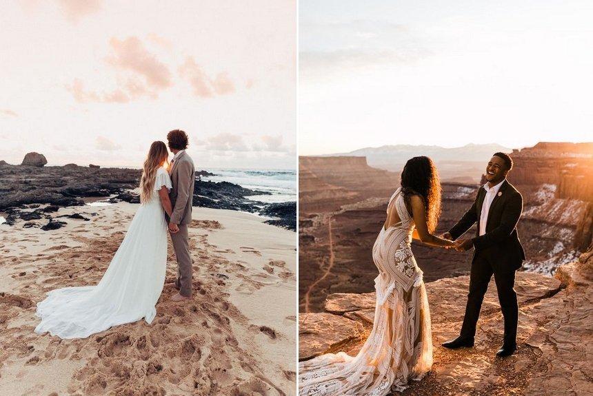Горы или пляж