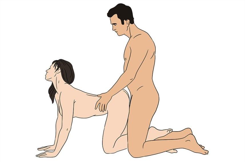 Какой Секс Нравится Мужикам